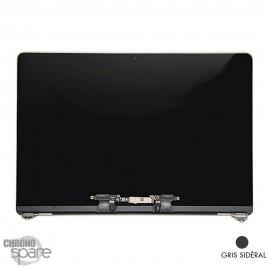 """Ecran LCD complet MacBook Pro 13"""" A1706 - A1708 Gris sidéral"""