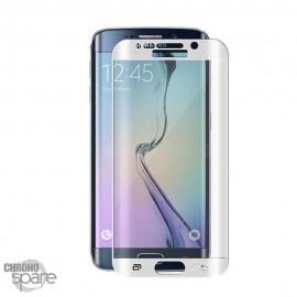 Vitre de protection incurvée Samsung Galaxy S7 Edge Argent