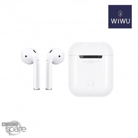 Ecouteurs sans fil WIWU Airbuds 5 (light sensor)