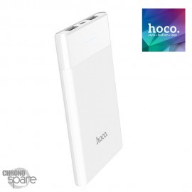 Power bank mini indicateur dual USB 5 000 Mah-Noir-HOCO B35D