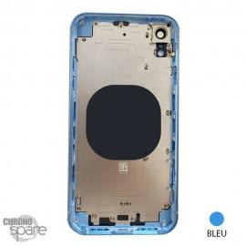 Chassis iphone XR Bleu - sans nappes
