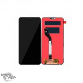 Ecran LCD + vitre tactile noire Xiaomi redmi 8