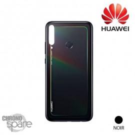 Vitre arrière + vitre caméra Noir Huawei P40 Lite E (Officiel)