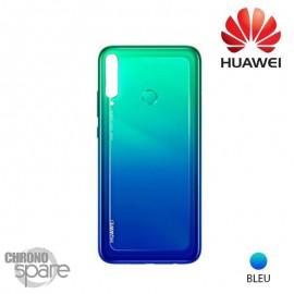 Vitre arrière Bleu Huawei P40 Lite E (Officiel)