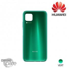 Vitre arrière Vert Huawei P40 Lite (Officiel)