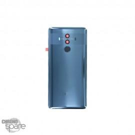 Vitre arrière Huawei Mate 10 Pro bleu