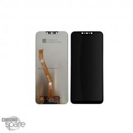 Ecran LCD + Vitre Tactile Huawei Mate 20 Lite Noir - sans châssis