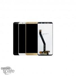 Ecran LCD + vitre tactile Huawei Y6 2018 - sans châssis