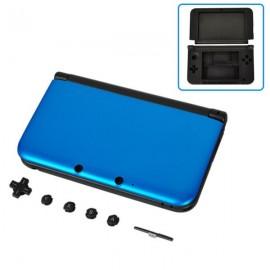Coque complète Nintendo 3DS XL Bleu