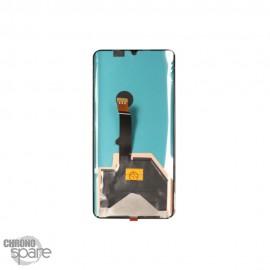 Bloc écran OLED + vitre tactile sans châssis Huawei P30 pro noir