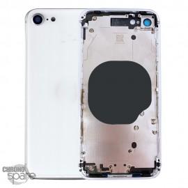 Châssis iphone SE 2020 sans nappe blanc