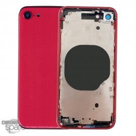 Châssis iPhone SE 2020 sans nappes rouge