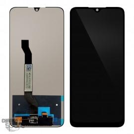 Ecran LCD + vitre tactile noire Xiaomi redmi note 8 T