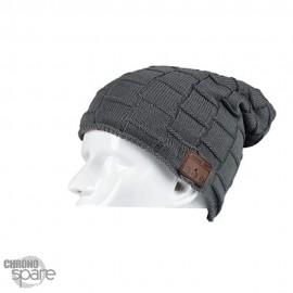 Bonnet Bluetooth gris