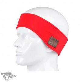 Bandeau Bluetooth rouge