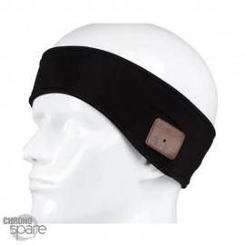 Bandeau Bluetooth noir