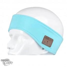 Bandeau Bluetooth Bleu turquoise
