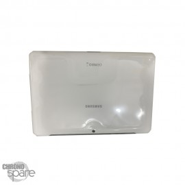 Châssis arrière Samsung Galaxy Tab 2 P5100/P5110 sans nappe blanche