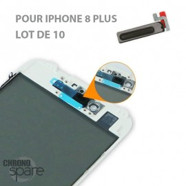 grille ecouteur iphone 8 plus