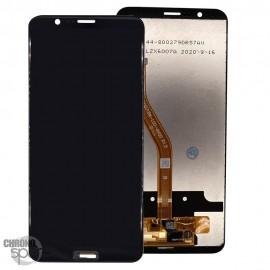 Ecran LCD + Vitre tactile sans châssis noir Honor View 10