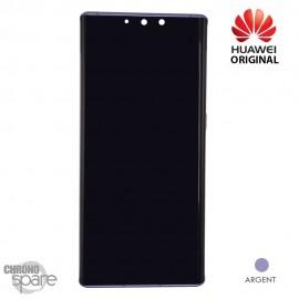 Ecran LCD + Vitre Tactile Huawei Ascend Mate 30 Pro Argent (officiel)