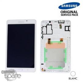"Ecran LCD et Vitre Tactile blanche Samsung Galaxy Tab A 2016 7"" T280 (officiel)"