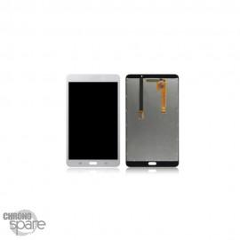 "Ecran LCD + Vitre Tactile blanche Samsung Galaxy Tab A 2016 7"" T285"