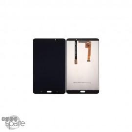 """Ecran LCD et Vitre Tactile noire Samsung Galaxy Tab A 2016 7"""" T280"""