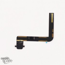 Nappe connecteur de charge iPad 7 2019 10.2 (A2197 / A2198) noire