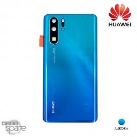 Vitre arrière Huawei P30 Pro Aurora (officiel)