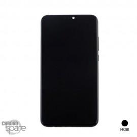 Ecran LCD + Vitre Tactile Huawei Honor 8X Noir avec chassis