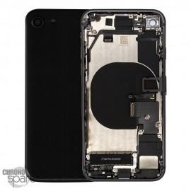 Châssis iPhone SE 2020 avec nappes noir