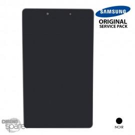 """Ecran LCD et Vitre Tactile noire Samsung Galaxy Tab A 2019 8"""" T290 (officiel)"""