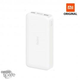 PowerBank Xiaomi 20 000 mAh - Blanc