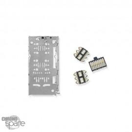 Lecteur carte SIM Samsung Galaxy A50 A505F