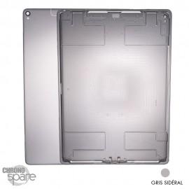 Châssis iPad PRO 12,9 A1670/A1671 4G sans nappes Gris Sidéral
