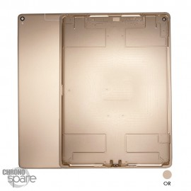 Châssis iPad PRO 12,9 A1670/A1671 4G sans nappes Or