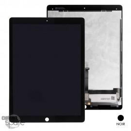 Ecran LCD + vitre tactile iPad Pro 12.9 pouces (A1652 A1584) avec nappes + Adhésif Noir