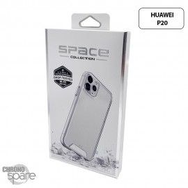 Coque silicone Transparente Space Collection Huawei P20