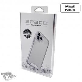 Coque silicone Transparente Space Collection Huawei P20 lite