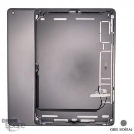 Châssis iPad 7 2019 10.2 (A2197 / A2198) wifi sans nappes Gris Sidéral