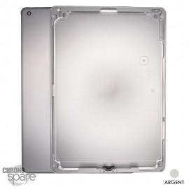 Châssis iPad 7 2019 10.2 (A2197 / A2198) wifi sans nappes Argent
