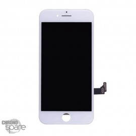 Ecran LCD + vitre tactile iPhone 8 Blanc (OEM LCD)