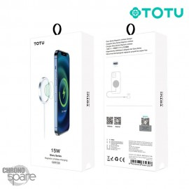 Chargeur induction magnétique TOTU (CACW-048)