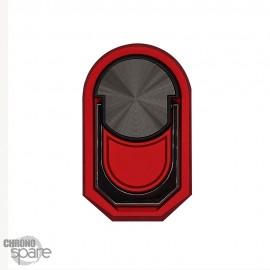 Ring 360° pour téléphone - rouge/noir