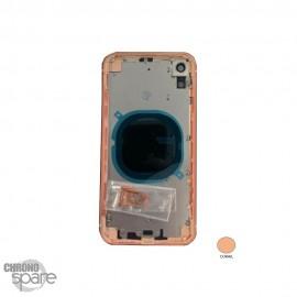 Châssis iPhone XR Corail - sans nappes