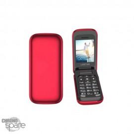 Mini Téléphone Débloqué à Quadri-Bande L8STAR BM60 rouge