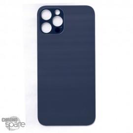Plaque arrière en verre iPhone 12 pro grise (pour machine laser)