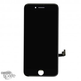 Ecran LCD + vitre tactile iphone 7 Plus Noirc (OEM)
