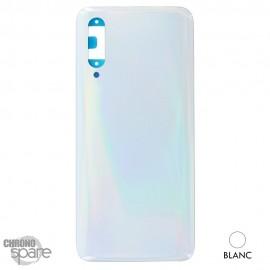 Vitre arrière Xiaomi mi9 lite - Blanche